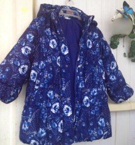 Куртка-пальтишко для девочки