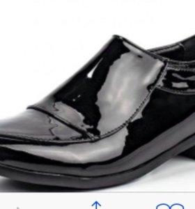 Новые ботинки LAMANIA р.37