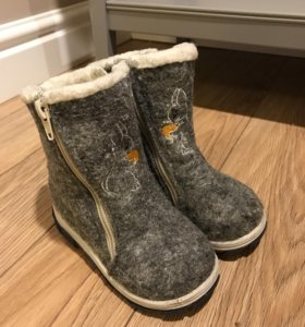 Зимняя детская обувь 24р