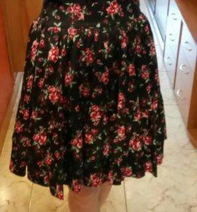 Новая юбка A.M.N