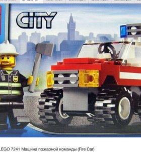 Лего 7241 и 7736