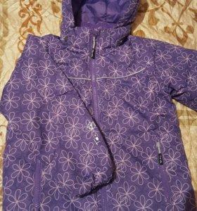 Куртка Tokka для девочки