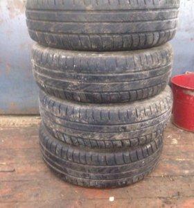 Продам летние шины good year duragrip 175/70 r13