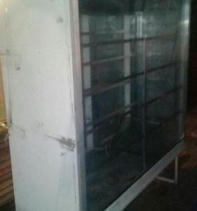 Торговый Витринный холодильник