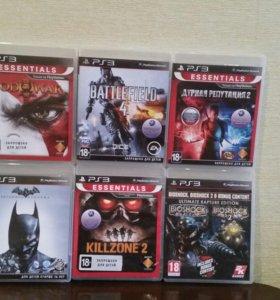 6 игр на PS3