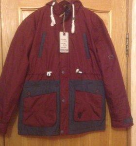 Куртка мужская весенняя!