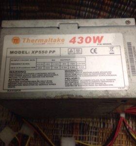 Блок питания ATX Thermaltake XP550 PP