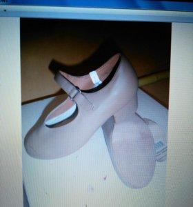 Туфли народные . размер 34