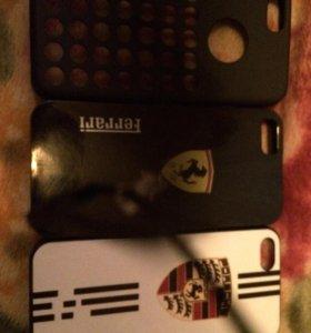 Чехлы на Aphone 5s 5с