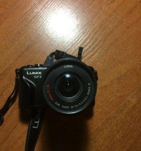 Фотоаппарат LUMIX DMC-GF3K