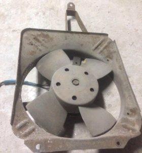 Вентилятор ваз2107