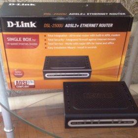 Интернет роутер d-link