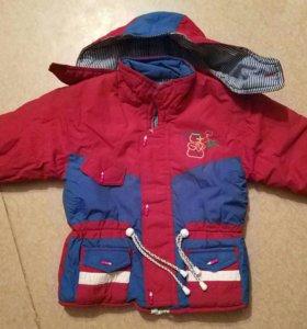 Новая куртка на весну