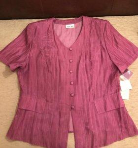 Блузка, 52 размер.