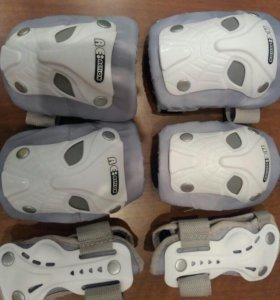 Защитные аксессуары для катания на роликах