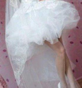 Свадебное платье КАМЮ.
