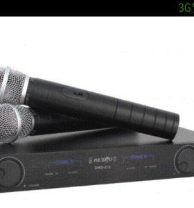 DWS-212HT проф.микрофонная радиосистема