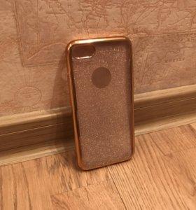 Чехол 2в1 для iphone 7