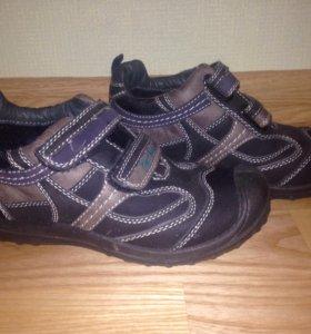 Новые ботинки Antilopa