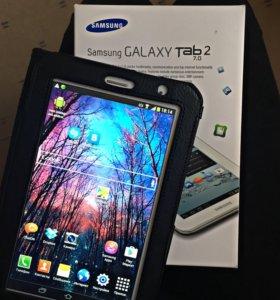 Планшет Samsung Galaxy Tab 2 7.0 белый