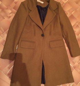 Пальто новая