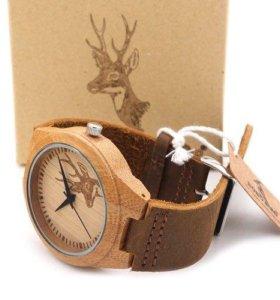 Часы Деревянные BOBO BIRD