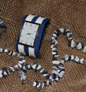 Часы,колье,браслет и серьги