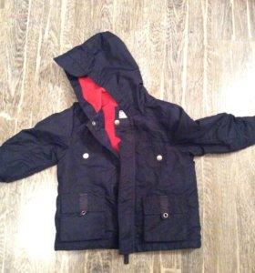 Детская ветровка куртка mothercare