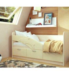 Кровать Дельфин