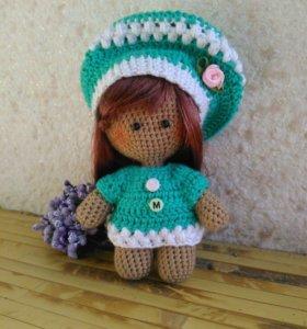Декоративные куколки ручной работы