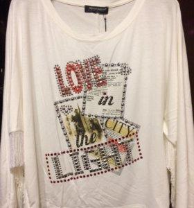 Новая футболка Rinascimento