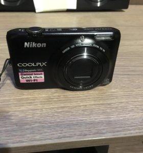 Новый Nikon WiFi