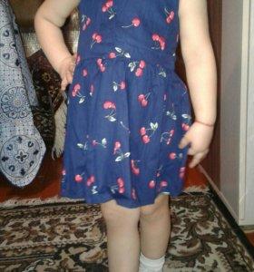 Детские платья(новые)