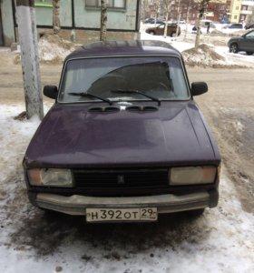 Продаётся ВАЗ 2107