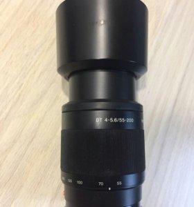 объектив Sony 55-200