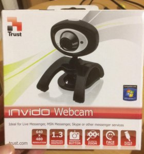 Web camera invido новая
