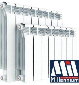 Радиаторы алюминиевые Millennium 500