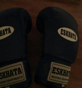 Боксерские перчатки (ESKHATA)