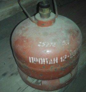 Балон газ 5л
