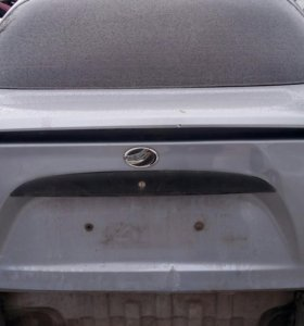 Крышка багажника ЗАЗ Сенс, Шанс. Шевроле Ланос