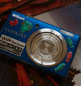 Nikon coolpix s570 мыльница