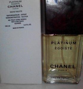 Тестер Chanel Platinum Egoiste