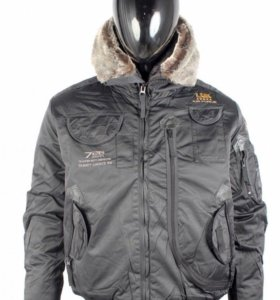 Зимняя куртка мужская 726 Armyfans(новая)