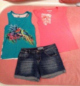 Одежда для девочки 8-10