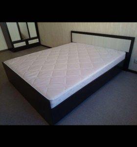 Кровать фиеста с матрасом
