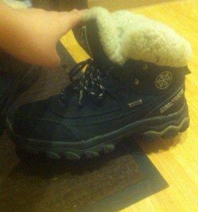 Зимние кроссовки Anbo