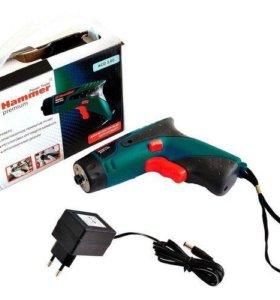 Аккумуляторная отвёртка Hammer Hammer ACD3.6C