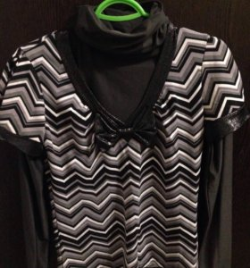 Кофточка-блуза р.42-44