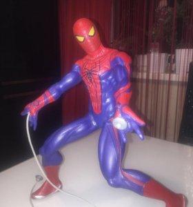 Электронный человек паук Hasbro