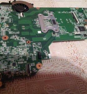 Материнка и процессор,видеокарта